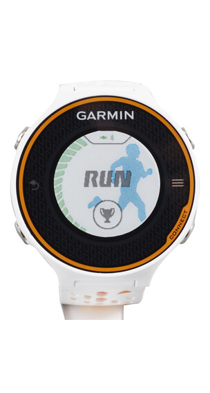 Garmin Forerunner 620 HR inkl. Premium HRM-Run white/orange